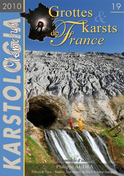 Livre Karst de France