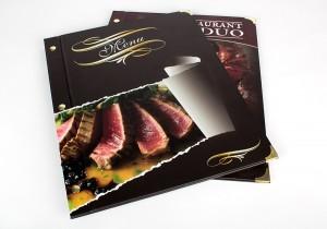 Cartes menu
