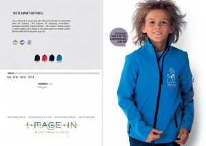 Vests-Softshell-Enfants
