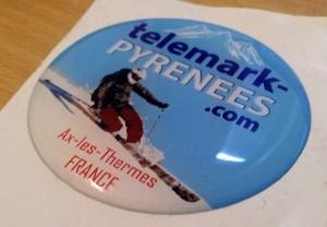 Telemark Pyrénées doming