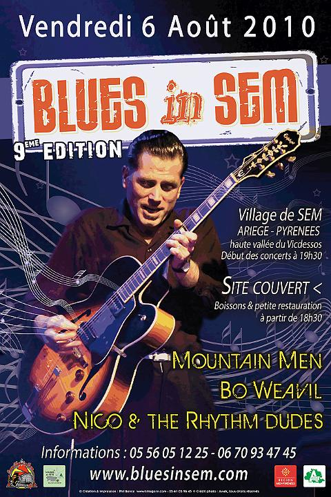 Blues in Sem 2010
